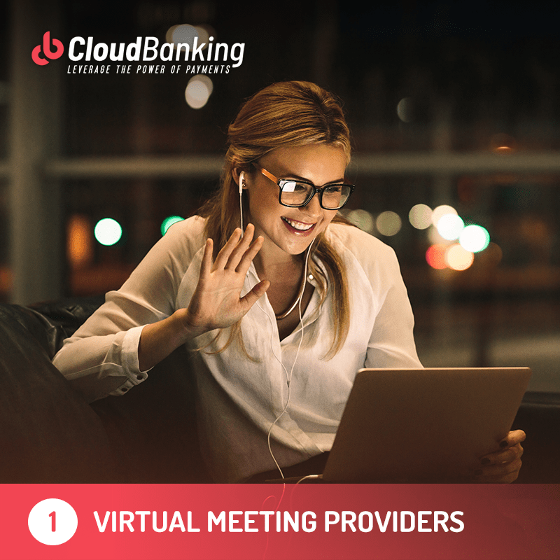 CloudBanking for Virtual Meeting Providers