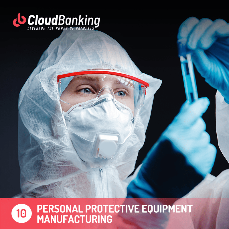 personal protective equipment manufacturing