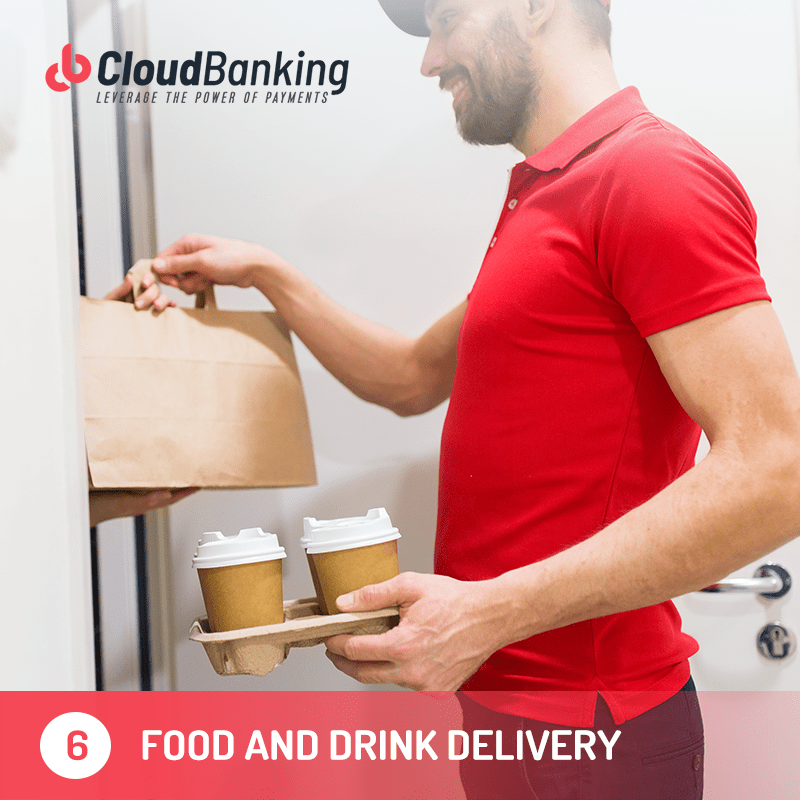 food and drink delivery