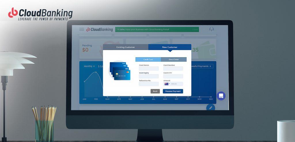 cloudbanking dashboard